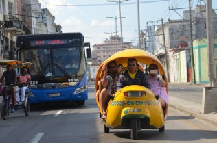 CocoTaxi...Local Transportation