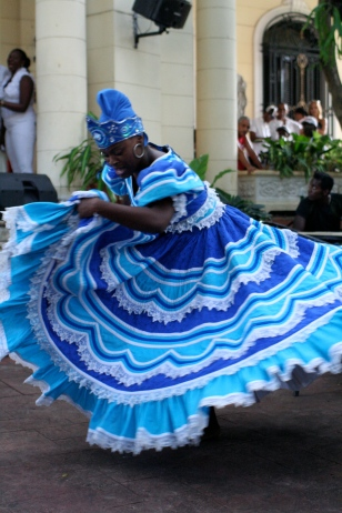 Cuban Music and Dance, Santería