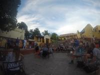 Colonial Trinidad, Plaza Mayor
