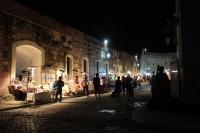 Havana, marketplace inside the Fortress of San Carlos de la Cabaña